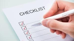 script industry-ready check list - script angel