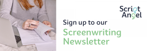 screenwriting newsletter sign up