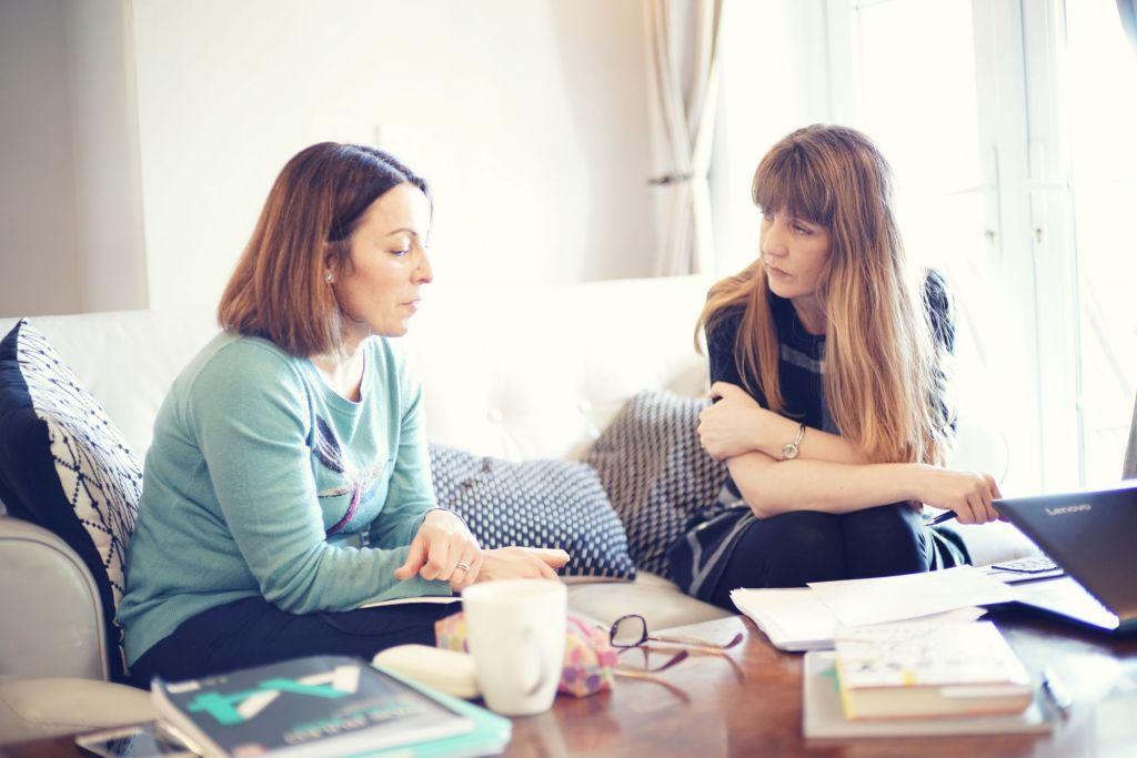 Screenwriter Coaching Hayley McKenzie and Katey Michaelades