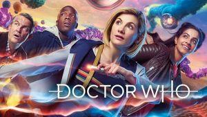 doctor who - desert island dramas