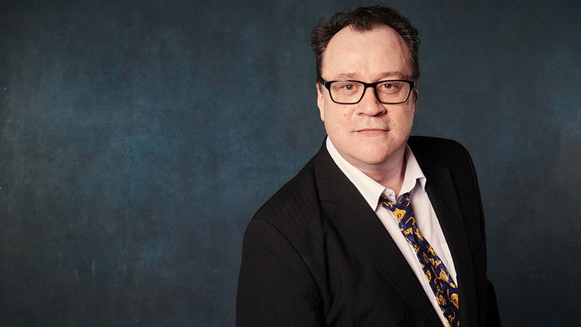 Russell T Davies WGGB interview