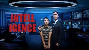 Intelligence - screenwriter interview - Nick Mohammed David Schwimmer